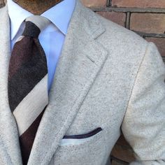 Men's fashion - suits and ties
