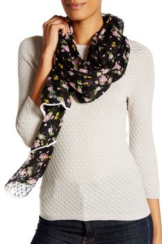 Betsey Johnson Flower Bomb Wrap