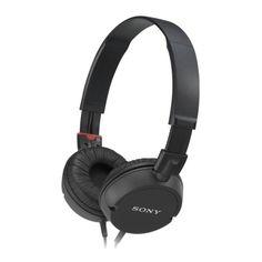 Sony MDRZX100B DJ Bügelkopfhörer schwarz