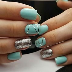 Красивые ногти. Маникюр