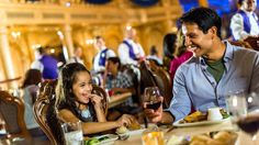 Magic Kingdom Restaurant Guide: Full Service Dining Options