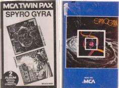 Ivanhoe162 on Ecrater-The Great Ebay Alternative: Spyro Gyra Cassettes-American jazz fusion band