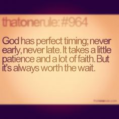 When everything is falling apart, I'm my happiest because I know this is God's plan.<3333