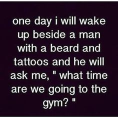 I only date beasts! - #SingleLadies #CrossFitGirl