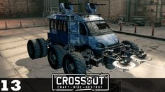 Crossout - Hell Bus