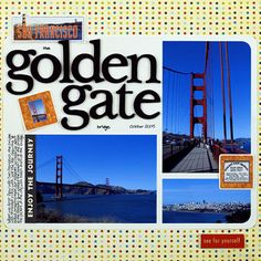 Use Themed Stickers To Enhance A Travel Scrapbook Page