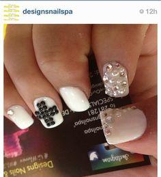 Super cute nail design