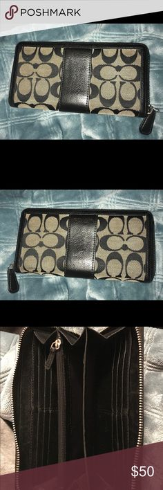 Coach wallet Great condition. Clean & smoke free Coach Bags Wallets