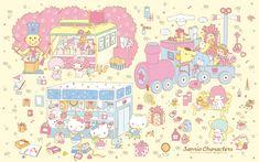 【Android iPhone PC】Little Twin Stars Wallpaper 2017 一月桌布 日本草莓新聞 Sanrio Wallpaper, Wallpaper 2017, Stars Wallpaper, My Melody Wallpaper, Kawaii Wallpaper, Cute Wallpaper Backgrounds, Walpaper Hello Kitty, Hello Kitty Wallpaper Hd, Hello Kitty Art