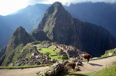 As montanhas de Machu Picchu ficarão fechadas em Abril de 2016