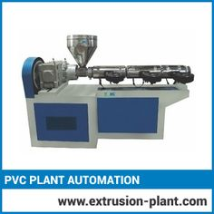 Pvc Plant Automation  Now-a-days the production systems are switching over to automation. The automatic control system provides the plant better efficiency for production along with several beneficial features. Due to automatic system, human error can be totally eliminated.