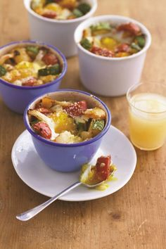 Jessica shares the recipe for Italian Baked Egg and Vegetable Ramekins, one of her favorite weight-loss meals.