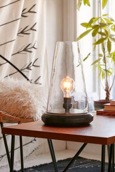 Cone Cloche Lamp - Urban Outfitters
