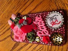Very fun Country Barbie case for the iPhone 5. $25