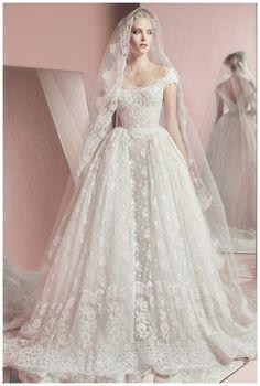 Zuhair Murad Spring Summer 2016 Bridal Collection