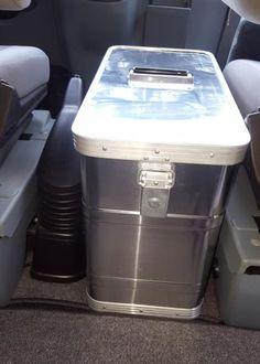 Alukoffer Alubox Universalkoffer Alukiste Wohnmobil - die Box der 1000 Orte