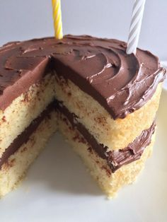 low-carb yellow cake recipe birthday cake