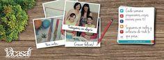 ¡Trabajamos con alegría para verlos crecer felices! ¡Cada semana preparamos cosas nuevas para ti!  Síguenos en redes y entérate de todo lo que pasa.  www.LaCasa.edu.co