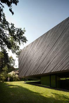 Vivienda Eichgraben / Franz Architekten House Eichgraben / Franz Architekten – Plataforma Arquitectura