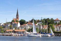 City of Flensburg, Germany