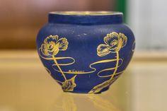 Art Nouveau Limoges Porcelain Vase