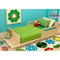 Kidkraft Modern Wooden Toddler Bed