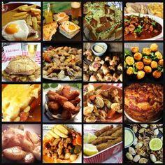 Tostadas, Fresca, Kung Pao Chicken, Sausage, Meat, Ethnic Recipes, Food, Grilled Calamari, Green Eggs