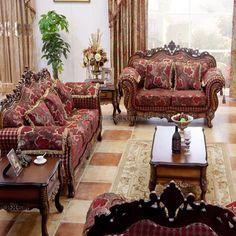 concevoir votre salon dans le style victorien d coration salon d cor de salon meuble gotic. Black Bedroom Furniture Sets. Home Design Ideas