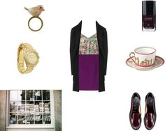 """""""Bez tytułu #893"""" by predictableannie ❤ liked on Polyvore"""