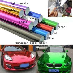 Check Price 1.52x30meter Car High Quality Stickers electroplating mirror design Film Viny wrap Decoration DIY decal etc #1.52x30meter #High #Quality #Stickers #electroplating #mirror #design #Film #Viny #wrap #Decoration #decal
