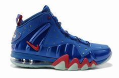 Nike Barkley Posite Max 76ers is available now. $169.99