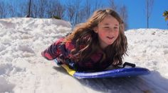 Fast Snowboarding Epic Fails - Kids Having Fun In The Snow