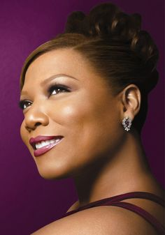 We are so lucky to have Queen Latifah as one of COVERGIRLS!