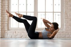 workout für zuhause Best at-home workout apps for when it's too cold for the gym - AOL Lifestyle 10 Min Workout, Pilates Workout, Fitness Workouts, Ab Workouts, At Home Workouts, Hiit, Core Exercises, Pilates Training, Training Apps