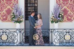 La robe de mariée Valentino de Béatrice Borromeo pour son mariage avec Pierre Casiraghi à Monaco 1