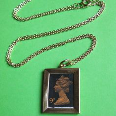 Vintage British stamp collection - £15 #jewellery #jewelry