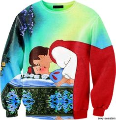 Sexy-sweaters.com has the funkiest sweaters of all time! You don't need any other form of clothes if you have a sweater this awesome!!!