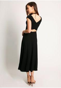 Fading Light Midi Dress | Modern Vintage New Arrivals | Ruche