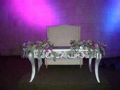 mesa y sillones para novios XPOO MUSIC 4431871089