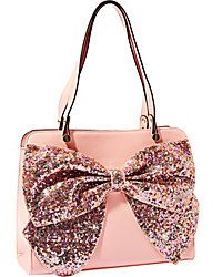 Handbags - Shop Women's Purses & Designer Handbags from Betsey Johnson  $118.00