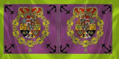 The completion of the Real Marina begins the end of the Talavera project as work starts on the final division to complete the orders. Pictures Of Flags, Spanish Flags, Seven Years' War, Marines, Division, Arms, Napoleonic Wars, Empire, Flags