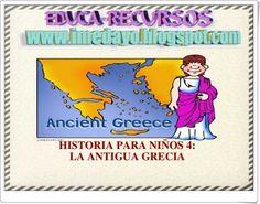 """""""La Antigua Grecia"""" (Historia para niños)"""