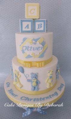 Bella's Bakery | Cakes - Teddy bears & Bunnies | Pinterest ...