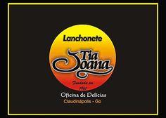 Eu recomendo Lanchonete Tia Joana- Centro, #Claudinápolis (Distrito de Nazário), #Goiás, #Brasil