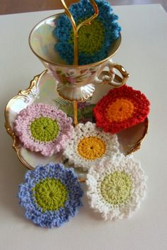 Little Flowers To Make