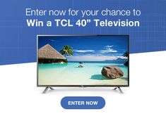 Hey there, I just entered to Win a Win a TCL 40