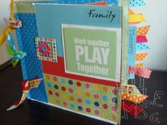 So sweet! Would be a great memory book!