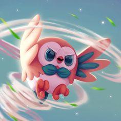 Alola's Pokemon - by Benson Tijo