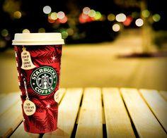 christmas, coffee, cool, cute
