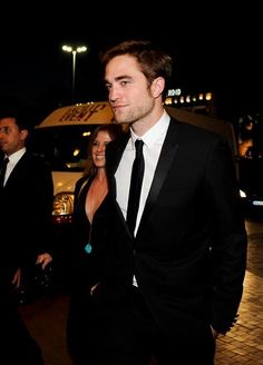 Suit and tie Rob